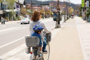自転車運転
